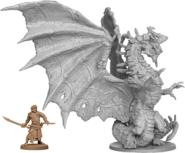Feral Dragon minature