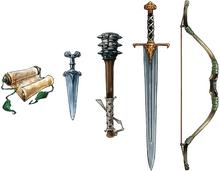 FnF Equipment