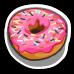 Early Riser Doughnut-icon