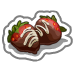 Strawberry Chocolate Covered Strawberries-icon