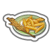 Wheat Pasta-icon
