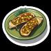 Eggplant Stuffed Eggplant-icon