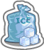 Convenience Store Bag of Ice-icon
