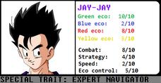 Stats JayJay