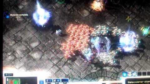 Starcraft 2 Zealot frenzy on ATI Radeon HD 5670