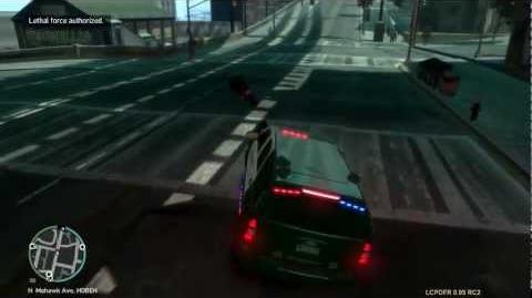 GTAIV Lcpdfr EP.1 Ambulance