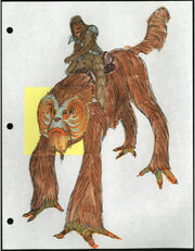 Star-wars-celebration-anaheim-untold-clone-wars-wookiee-tree-spirit