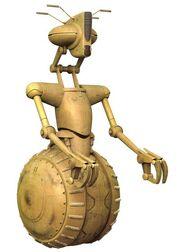 RIC-droid negtd
