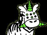 Adult Zebra