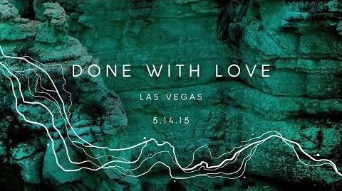 "Zedd True Colors Event 9, Las Vegas NV - ""Done With Love"""