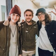 Robinson, Zedd, and <a href=