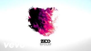 Beautiful Now audio video VEVO icon