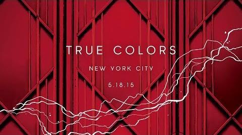 """Zedd True Colors Event 10, New York City NY - """"True Colors"""""""
