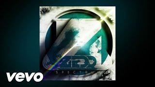 Spectrum lyric video VEVO icon