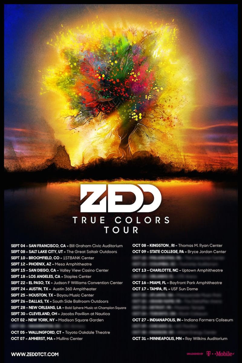 True Colors Tour