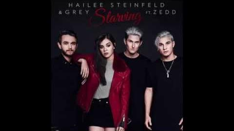 Hailee Steinfeld & Grey - STARVING feat