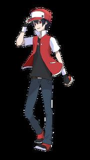 Pokemon project ohmura red by jonasfire64-d6ygp78