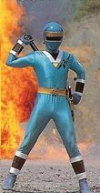 MMAR Blue Aquatian Ranger