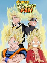Super saiyan day by ala2007-d4vo3r3