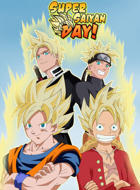 Super saiyan day by ala2007-d4vo3r3