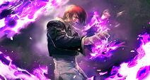 Iori yagami by longai-d4mtq71