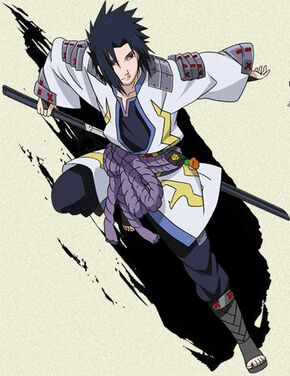 Sasuke Samurai by Hozukami
