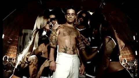 Robbie Williams - Radio (HD)