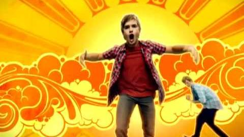 We Burnin' Up Full Length Music Video - Adam Hicks and Chris Brochu - Disney XD Official