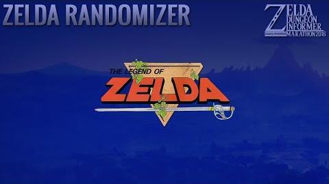 Video - ZDi Marathon 2016 - The Legend of Zelda Randomizer
