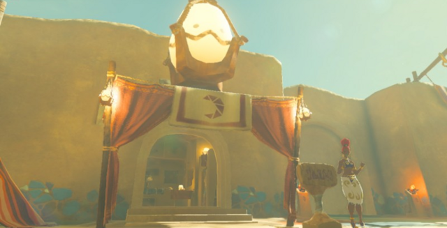 File:Breath of the Wild Gerudo Town (Gerudo Desert) Hotel Oasis (Exterior).png