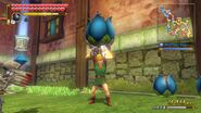 Hyrule Warriors Classic Link Power Gauntlets Bomb Flower WVW69iap3qYWp4TTEi