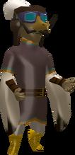 Orvy figurine