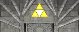 Temple du Temps Triforce OoT