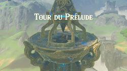 Tour du Prélude BOTW