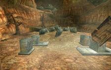 Cementerio de Kakariko TP