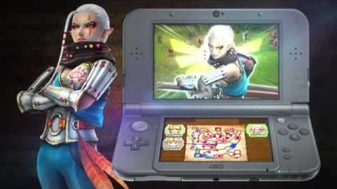 Hyrule Warriors All Stars Hyrule Warriors 3DS E32015