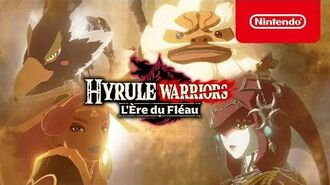 Hyrule Warriors L'Ère du Fléau – L'union des héros (Nintendo Switch)