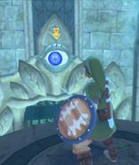 Oeil épée SS