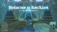 Sanctuaire de Rona'Kahta 2 BOTW