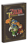 THE LEGEND OF ZELDA TRI FORCE HEROES COLLECTOR'S EDITION STRATEGY GUIDE