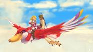 Zelda-SS-LinkZeldaBird