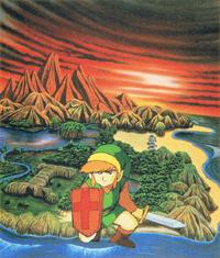 Artwork The Legend of Zelda