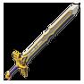 Espada real BotW