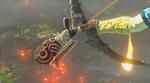 Flèche Zelda Wii U