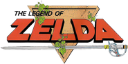 Logo The Legend of Zelda 3