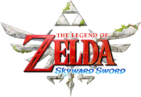 Logo The Legend of Zelda Skyward Sword