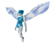 OoT Beta Great Fairy Model