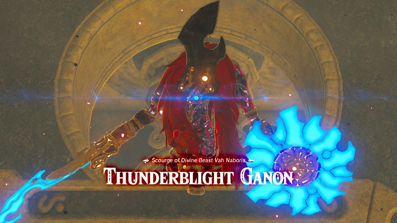 Thunderblight Ganon Zeldapedia Fandom