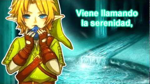 Zelda Sage Laruto (Adaptación Latino)-0