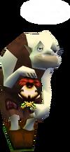 Zelda oot dampe fantasma